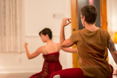 From the KNOWN MASS preview show / DaMata Acupuncture Studio / May 17, 2014